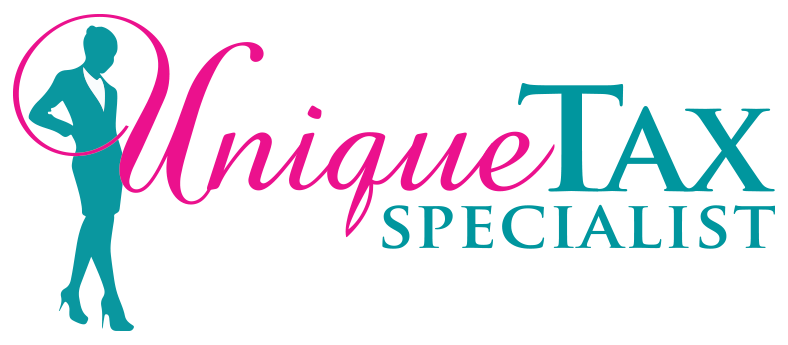 Unique Tax Specialists Logo