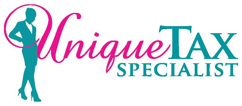 Unique Tax Specialists Logo